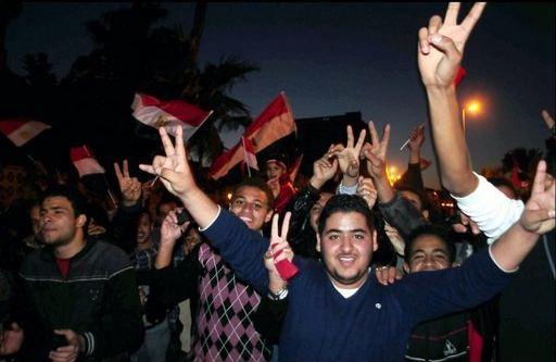 Nonviolent Revolution in Egypt!