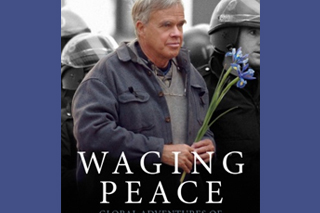 Waging Peace – New Book by David Hartsough